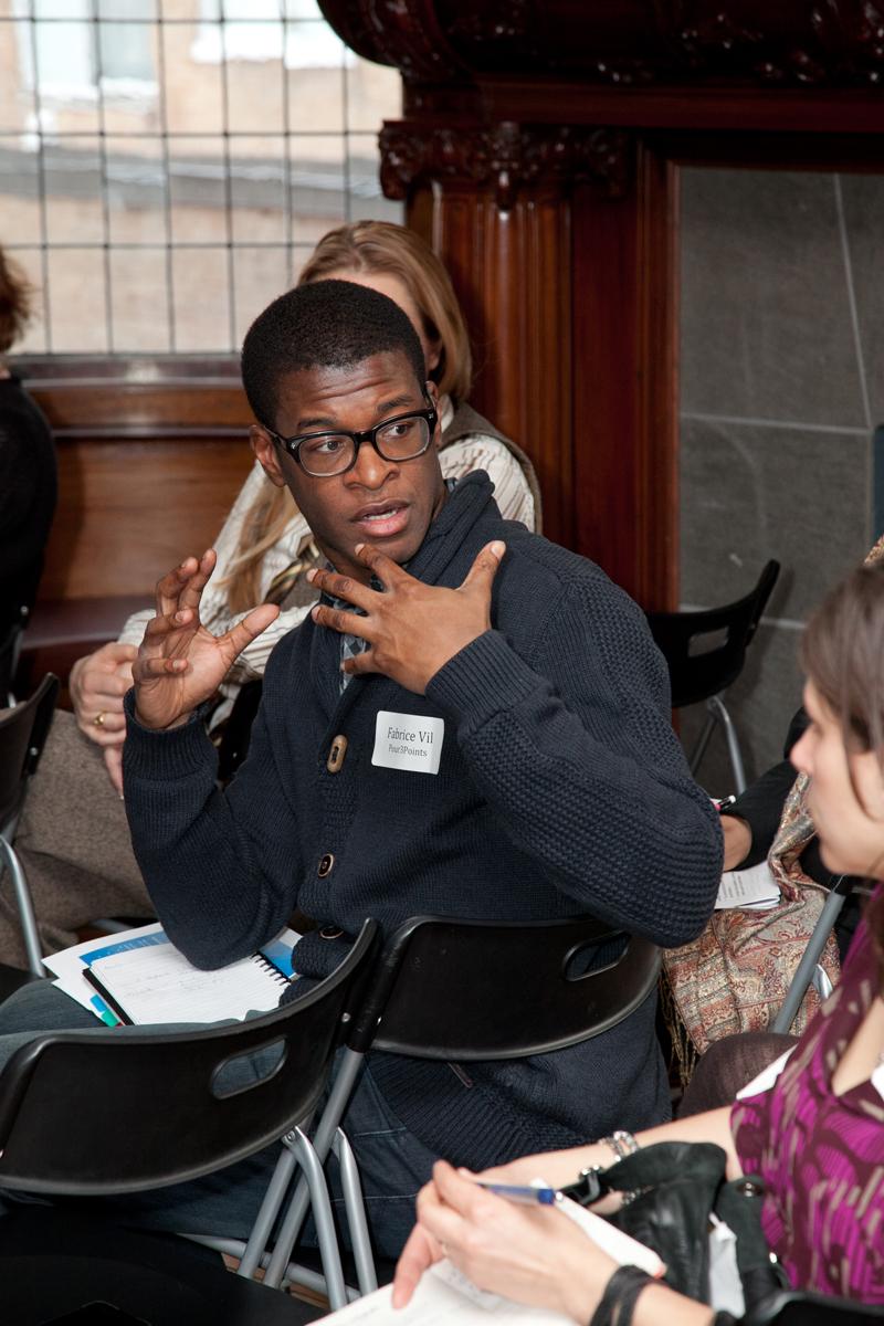 Fabrice Vil, Pour3Points, Impact module graduate